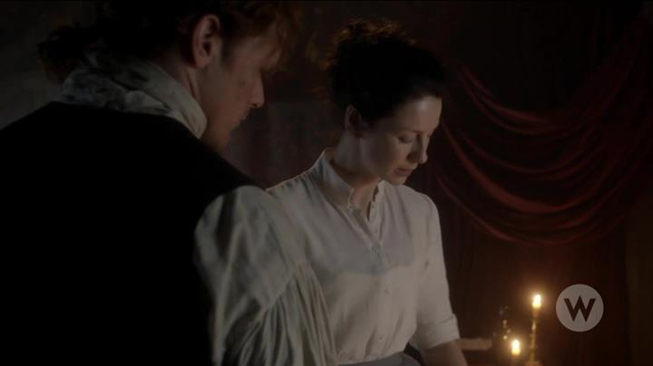 Must See Moment: Claire Healing Without Judgement